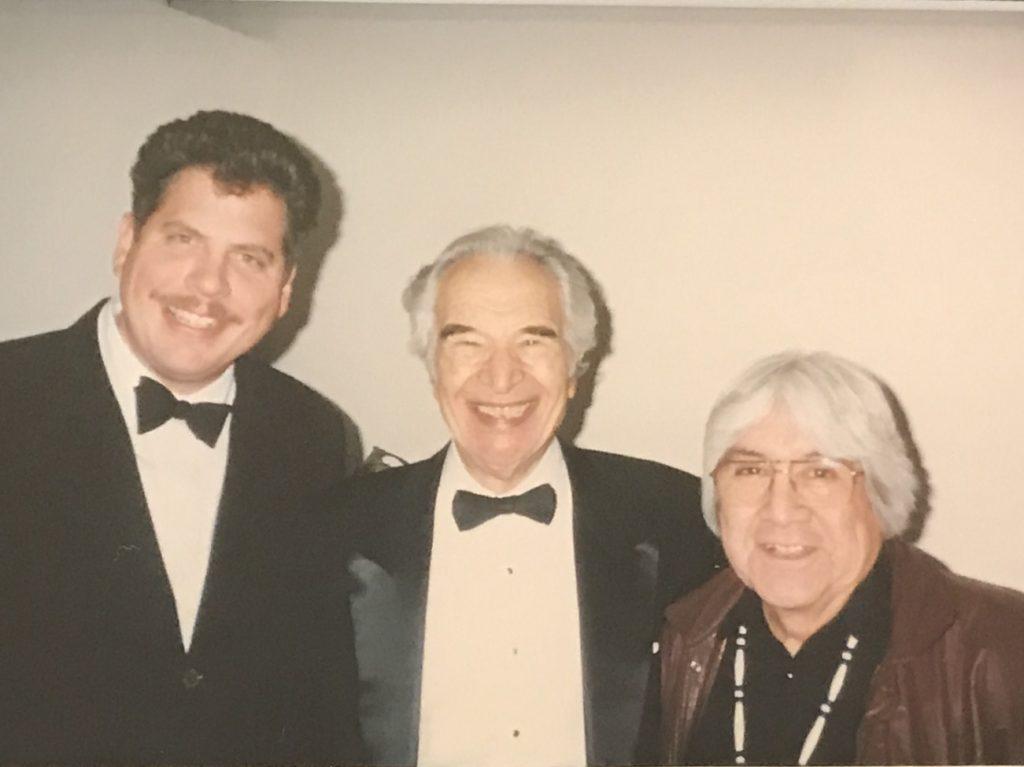 Dave Brubeck and Reggie Rodriguez